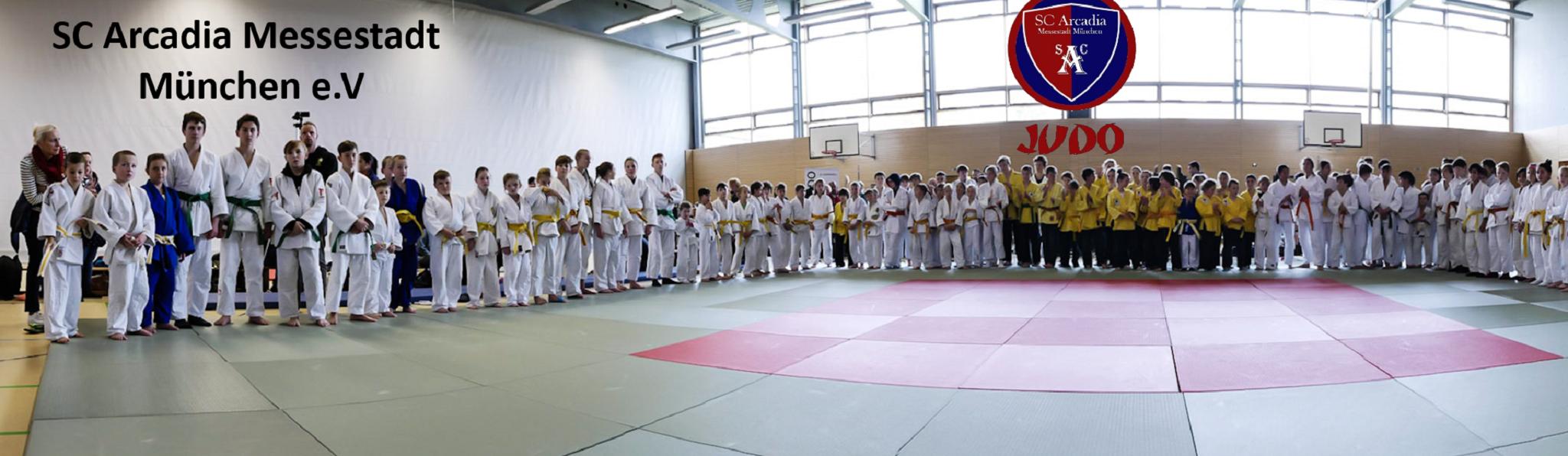 Judo Arcadia München
